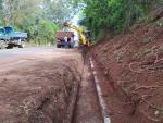 Prefeitura garante limpeza da barranca e melhoria no escoamento da água, na ERS-130