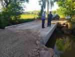 Inauguração da ponte sobre o Arroio Grande será na próxima semana
