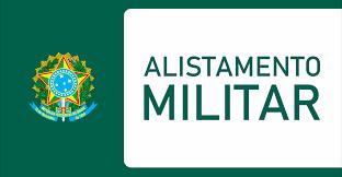 Logotipo do serviço: Alistamento Militar
