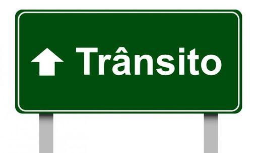Logotipo do serviço: Departamento de Trânsito